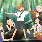 【劇場版アニメ】ピアノの森を見た。【Hulu】