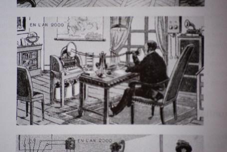 Technikvisionen 1910: Die Welt in 100 Jahren
