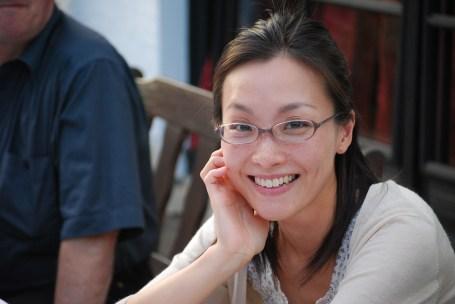 Shiori, wird über Technologietrends in Japan berichten