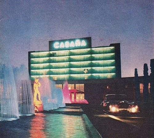 Cabana Hotel 1963