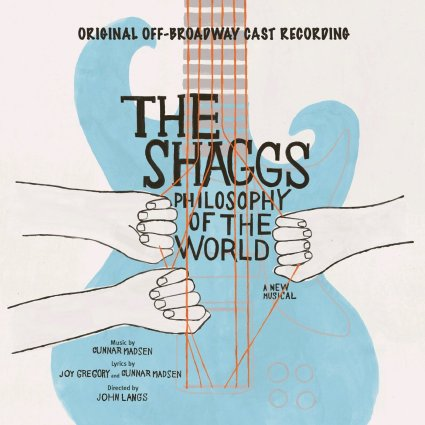 The Shaggs: Philosophy of the World Off-Broadway Cast Recording album cover