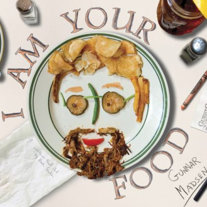 I Am Your Food by Gunnar Madsen album cover