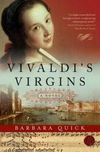 Vivaldi's Virgins Cover