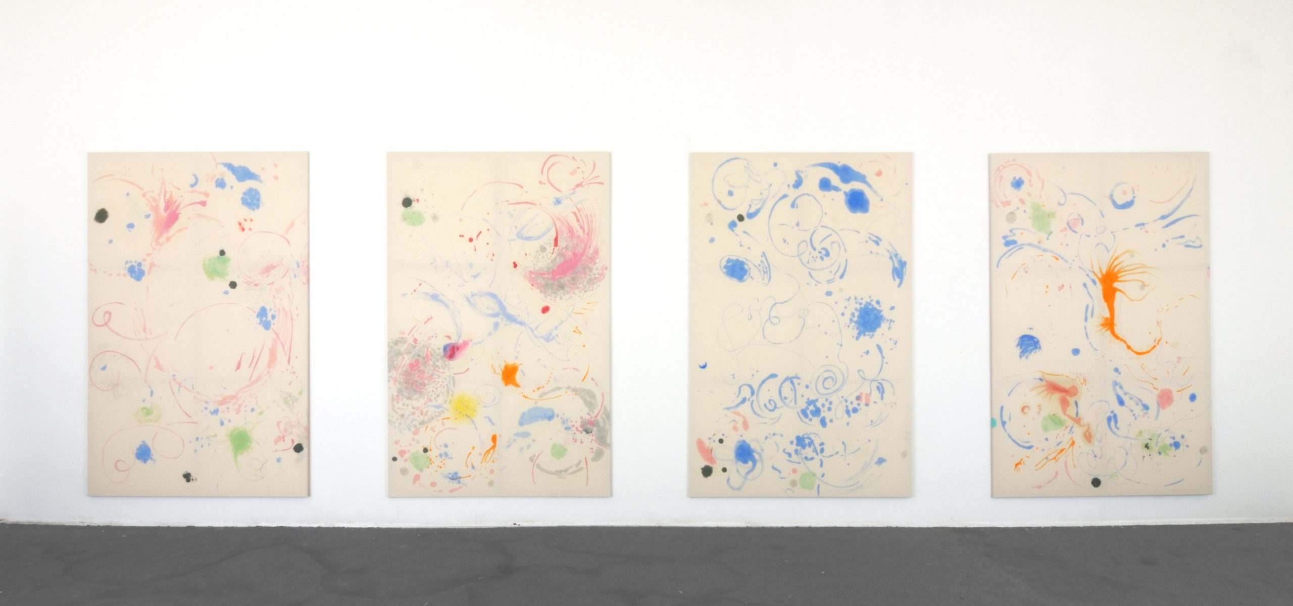 Studioview / Atelieransicht