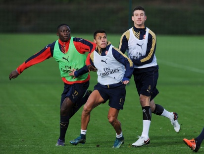 arsenal training pictures5