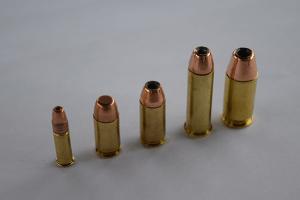 Handgun Ballistics Chart