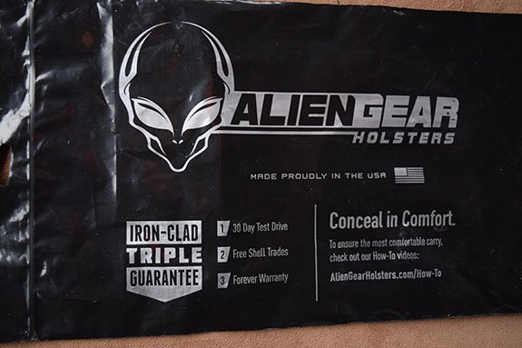 Alien Gear Bag