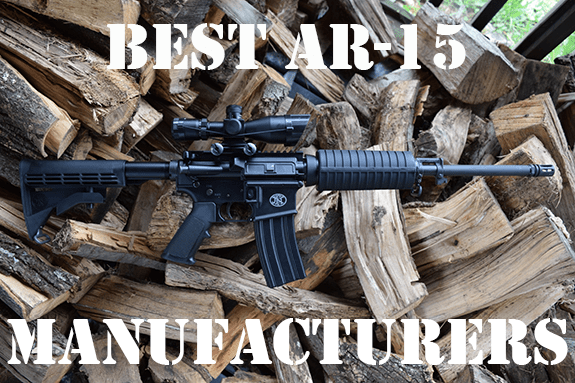 Best AR-15 Manufacturers