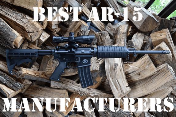 Best Ar 15 Manufacturers And Brands 2019 Gunners Den