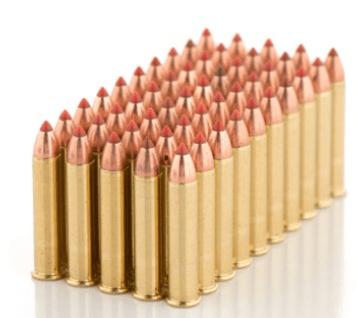 22 magnum ballistics chart