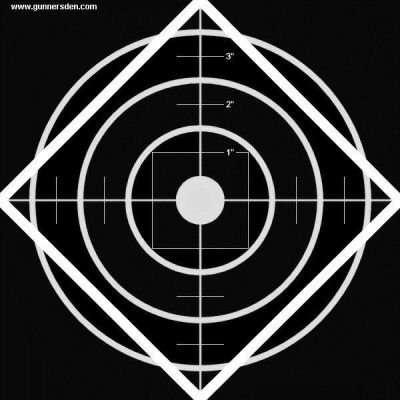 free rifle target