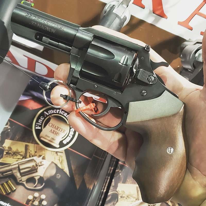 Charter Arms Professional Revolver