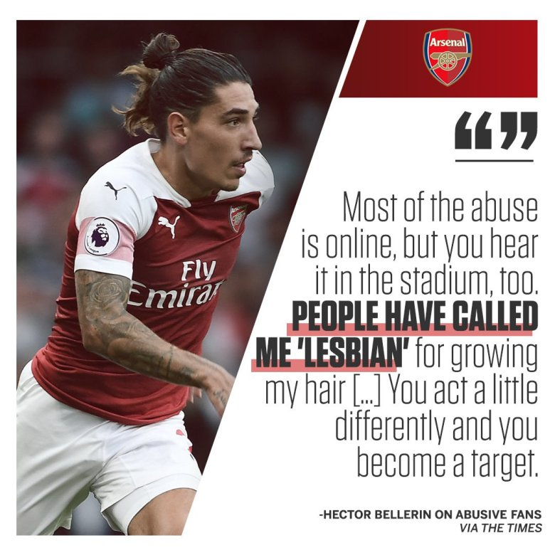 Bellerin Quote
