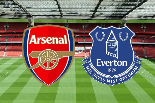 1 ArsenalEverton