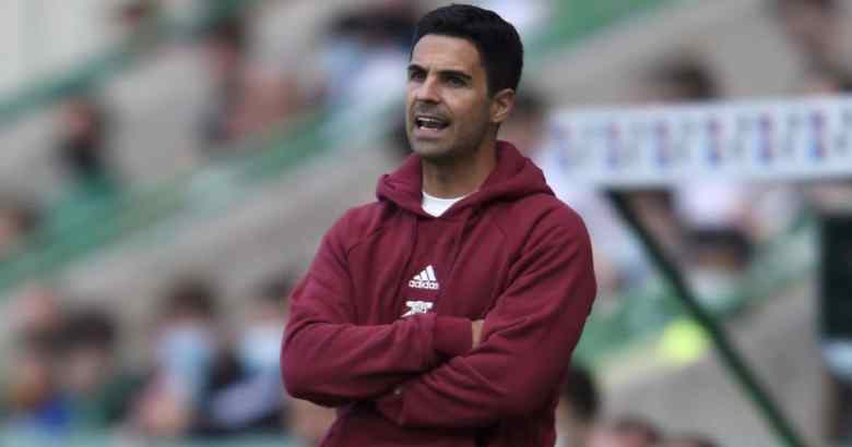 Mikel-Arteta-Hibs-pre-season-friendly-July-2021-TEAMtalk-1