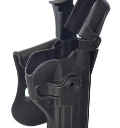 imi defense z1390 level 3 holster [ 1125 x 1500 Pixel ]