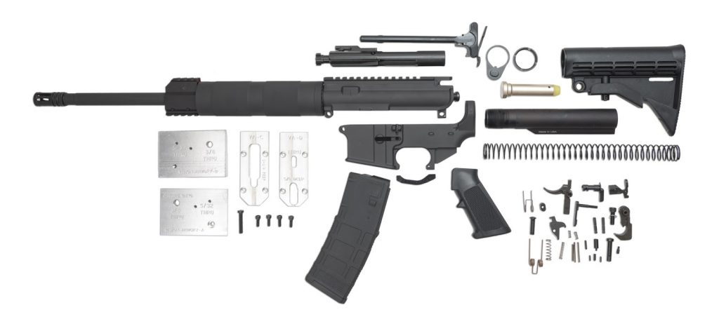 Ar 15 Diagram With Part Names