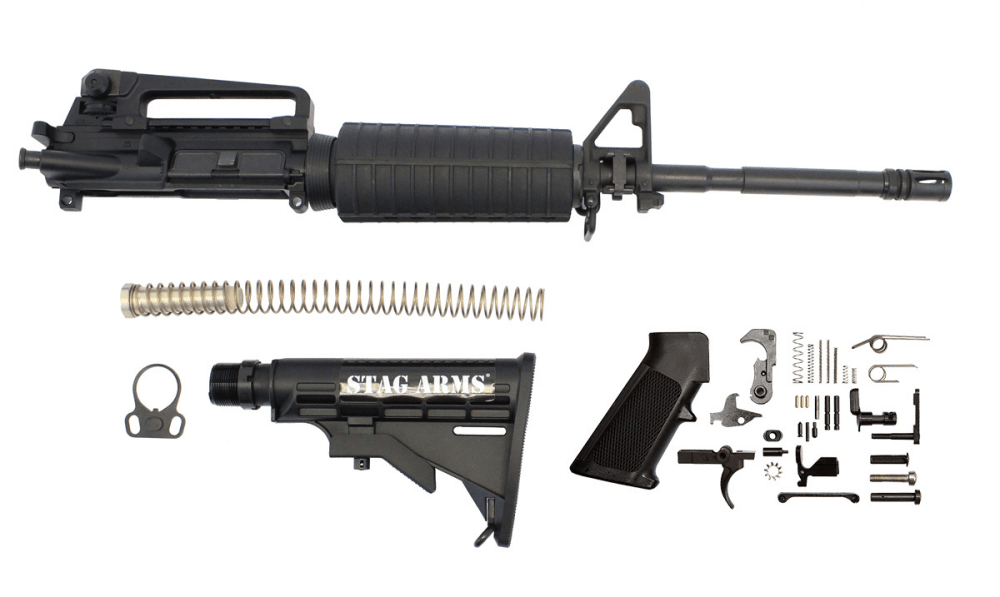 medium resolution of note featureless ar 15 rifles are no longer available from stag arms at this time so you ll have to seek out third party sellers to obtain one