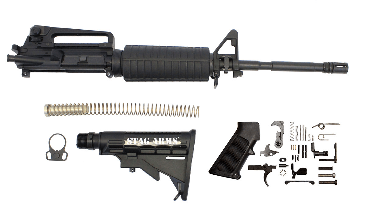 hight resolution of note featureless ar 15 rifles are no longer available from stag arms at this time so you ll have to seek out third party sellers to obtain one