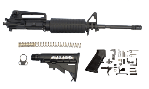 small resolution of note featureless ar 15 rifles are no longer available from stag arms at this time so you ll have to seek out third party sellers to obtain one