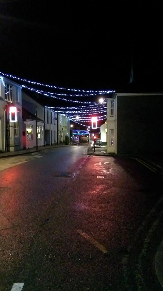 Gunnislake Christmas Lights Switch On Welcome To Gunnislake
