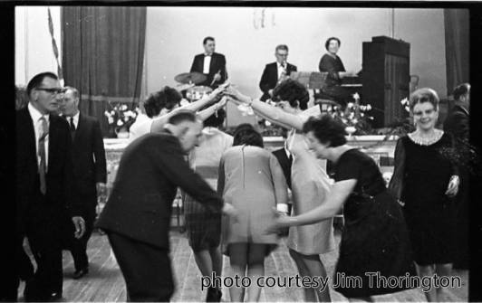 Gunnislake Public Hall re-opening 1969, courtesy Jim Thorington archive
