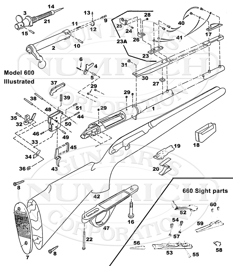 Parts: Numrich Gun Parts