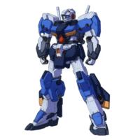 RX-81ST-GS ジーライン スタンダードアーマー(ガトリングスマッシャー) [G-Line Standard Armor(Gatling Smashers ...