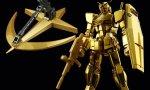 【ガンプラ】ガンダムベース限定景品に『RX-78-2 ガンダム[ゴールドコーティング] & アクションベース1  機動戦士ガンダム連邦軍Ver. [メタリック]セット』が追加!