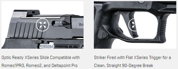 P320 X-Series Features