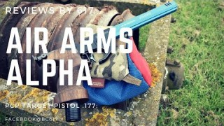 Air Arms Alpha_ 10m Match Pistol