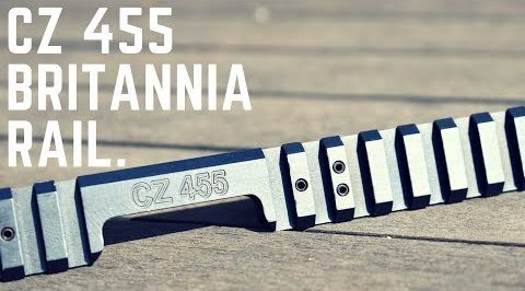 Review_ The Britannia CZ 455 Rail.