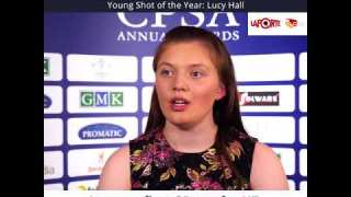CPSA Awards 2018 – Lucy Hall, Young Shot OTY