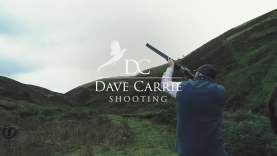Dave Carrie (Extreme Partridge Shooting) – Drumlanrig Castle Day 1