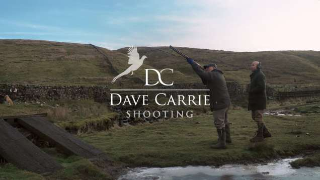 Dave Carrie – Gentlemen & Side by Sides (High Bird Shooting)