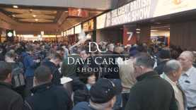 Dave Carrie Visits The British Shooting Show 2018