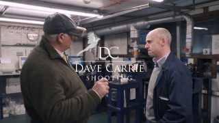 Dave Carrie Visits the Gamebore Factory
