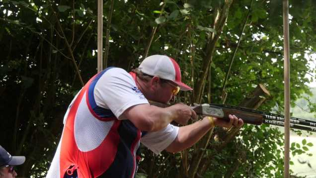 #WESP2018 – Sunday – Team USA in action on the Red Course