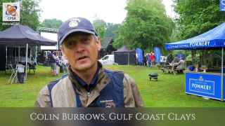 World ESP 2016 interview with Colin Burrows