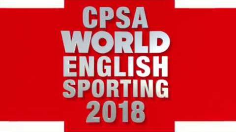 World English Sporting 2018 – the Red Course