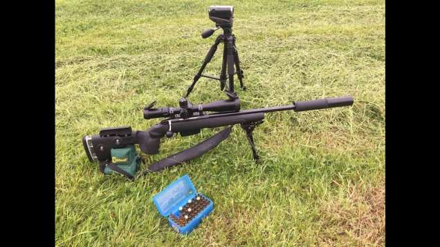 6.5×55 Tikka T3x Trying a Different Load
