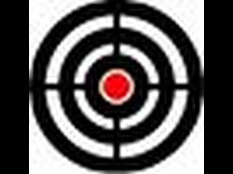 BH Targets Suppressed Rimfire Plinking High Wind