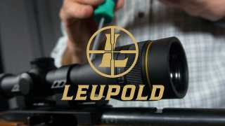 How To Mount Your Leupold Scope