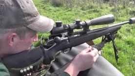 Long Range Magpie Tikka T3 243 436 yards
