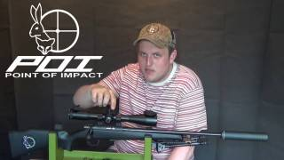 Long Range Rimfire Shooting episode 1 Equipment and Scope Mounting