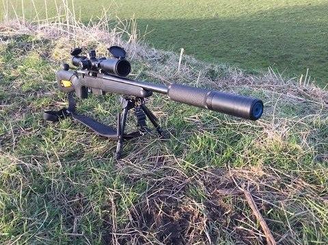New Gun! Tikka T3x Varmint 6.5×55 Swedish