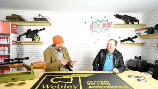 The British Shooting show and Sterling Armaments Episode 3 Part 1 of 3