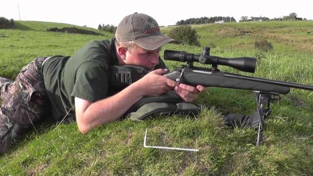 Tikka T3 Long Range Varminting Compilation .223 and .243