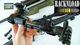 Vanguard Equalizer Pro 1 Bipod FULL REVIEW by RACKNLOAD