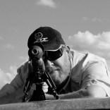 Varminting Gopher Slayin' Varmageddon (Graphic) Savage 93r17 BTV in .17 HMR
